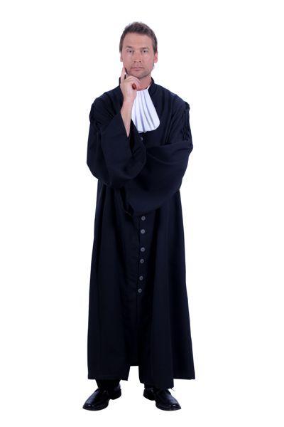Rechterskleding en advocatenkleding