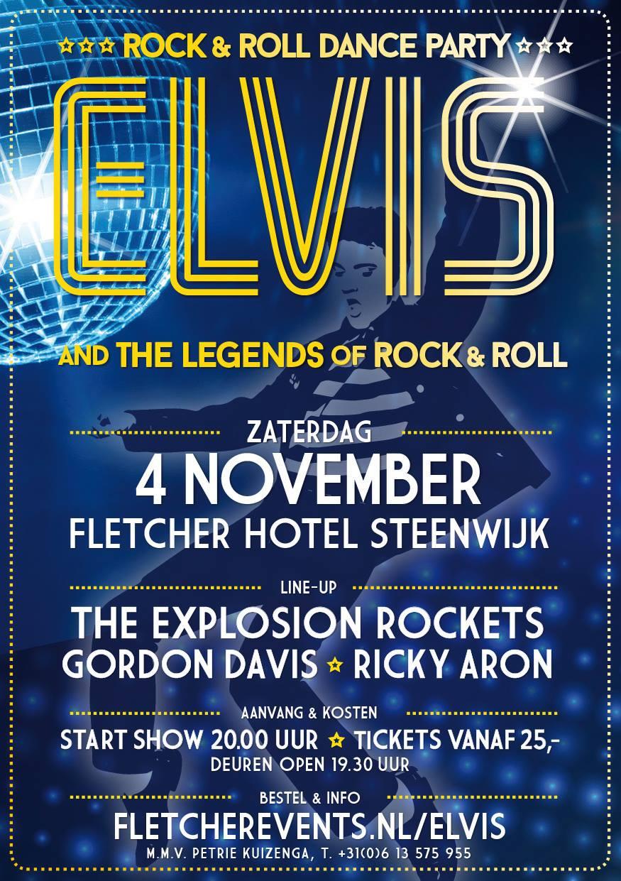 4-11-17 Rock & Roll dance Party Elvis