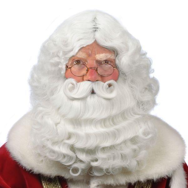 alle spullen voor een echte kerstman