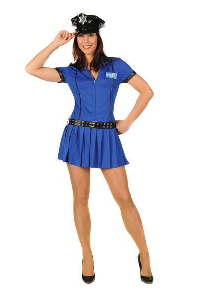 sexy politiepakje dames
