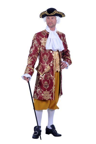 stijlvolle middeleeuwsepakken voor mannen met broek, blouse en hoed