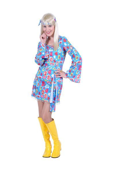 Schitterende hippiekleding voor dames