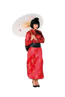 Chinese dames outfit