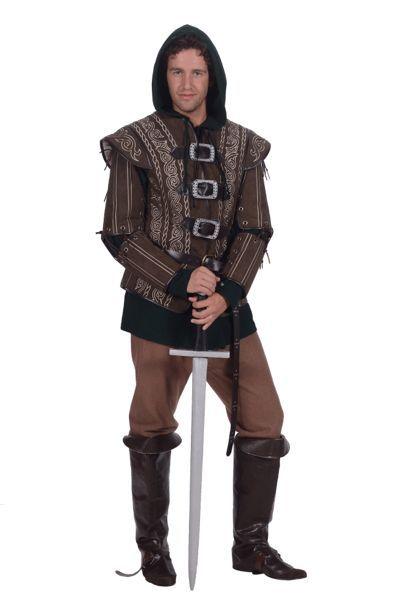 middeleeuwse ridderkleding
