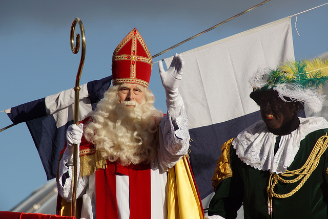 Sinterklaas komt weer in ons land!