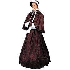 Dickenskostuum jurk dames