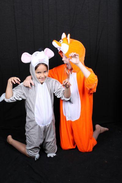 dierenkostuums voor kinderen
