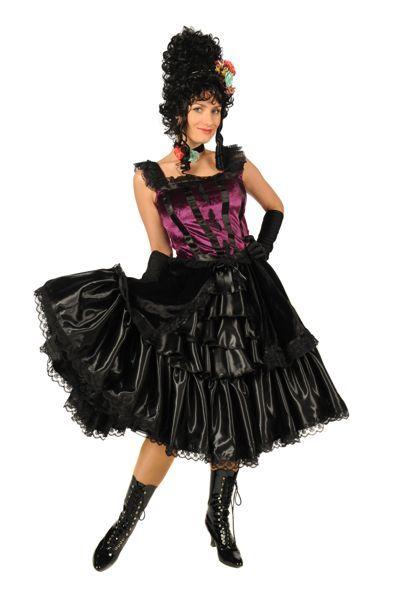 cowboykleding voor vrouwen, mooie rok