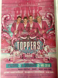 25 en 26 mei Toppers 2018       (klik hier voor meer informatie)