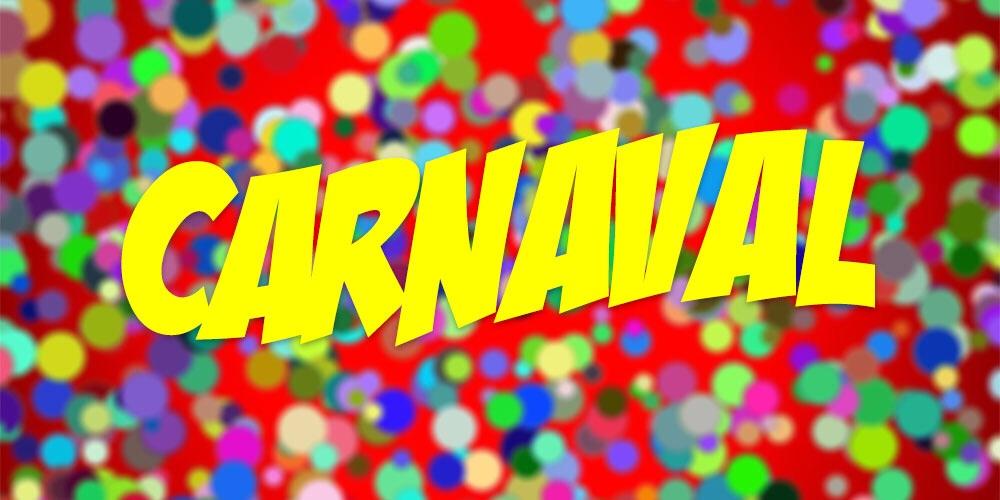 Het is weer zover, CARNAVAL 2019 (klik hier voor meer informatie)